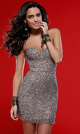 luxusní krátké společenské šaty na míru Yvette. plesové šaty » p na  objednání » klasické · společenské šaty » krátké společenské » krátké na  objednání 9c3b26f5d9